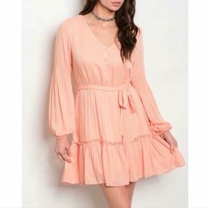 Dresses & Skirts - NWT Blush Pink Dress